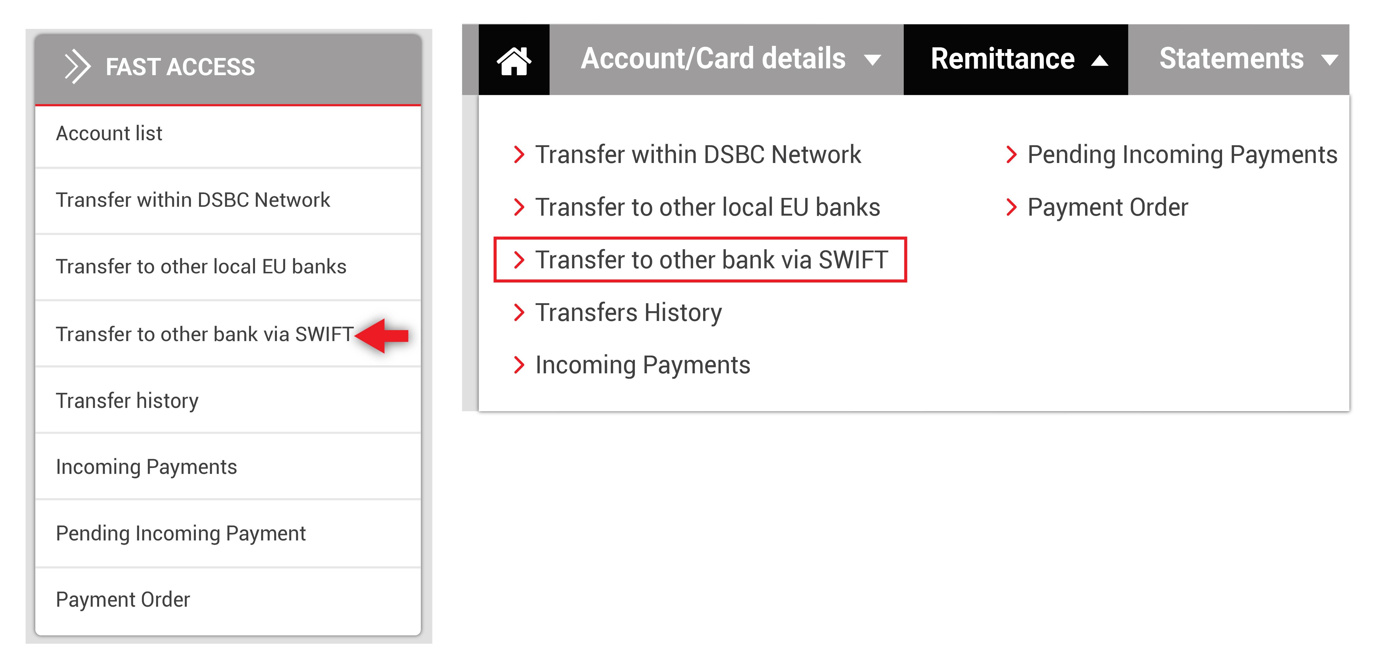 How To Make SEPA Transfer