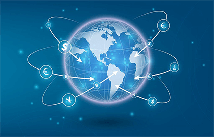 Collecting global payments